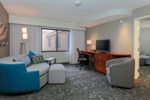Suite - Courtyard by Marriott Hotel South Las Vegas