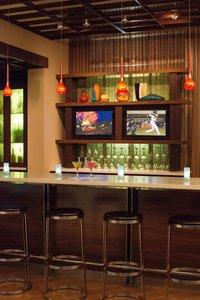 Restaurant - Courtyard by Marriott Hotel Woodland Hills