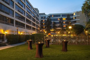 Lobby - Marriott Hotel Fullerton