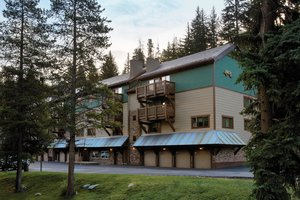 Exterior view - Marriott Vacation Club Streamside Birch Villas Vail