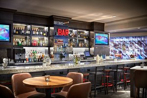 Restaurant - Renaissance Hotel LAX Airport Los Angeles