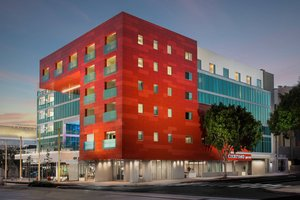 Exterior view - Courtyard by Marriott Hotel Downtown Santa Monica