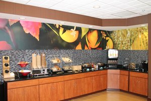 Restaurant - Fairfield Inn & Suites by Marriott Frankfort