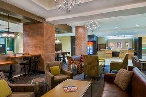 Lobby - Courtyard by Marriott Hotel Downtown Little Rock