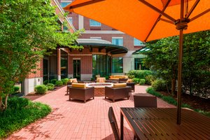 Exterior view - Courtyard by Marriott Hotel Downtown Little Rock