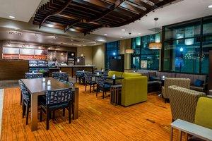 Restaurant - Courtyard by Marriott Hotel Downtown Little Rock