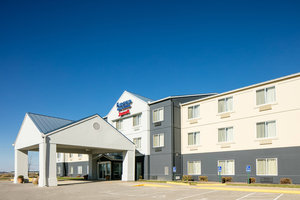 Exterior view - Fairfield Inn & Suites by Marriott Airport Kansas City