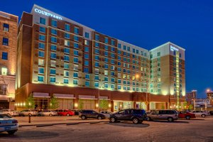 Exterior view - Courtyard by Marriott Hotel Downtown Kansas City