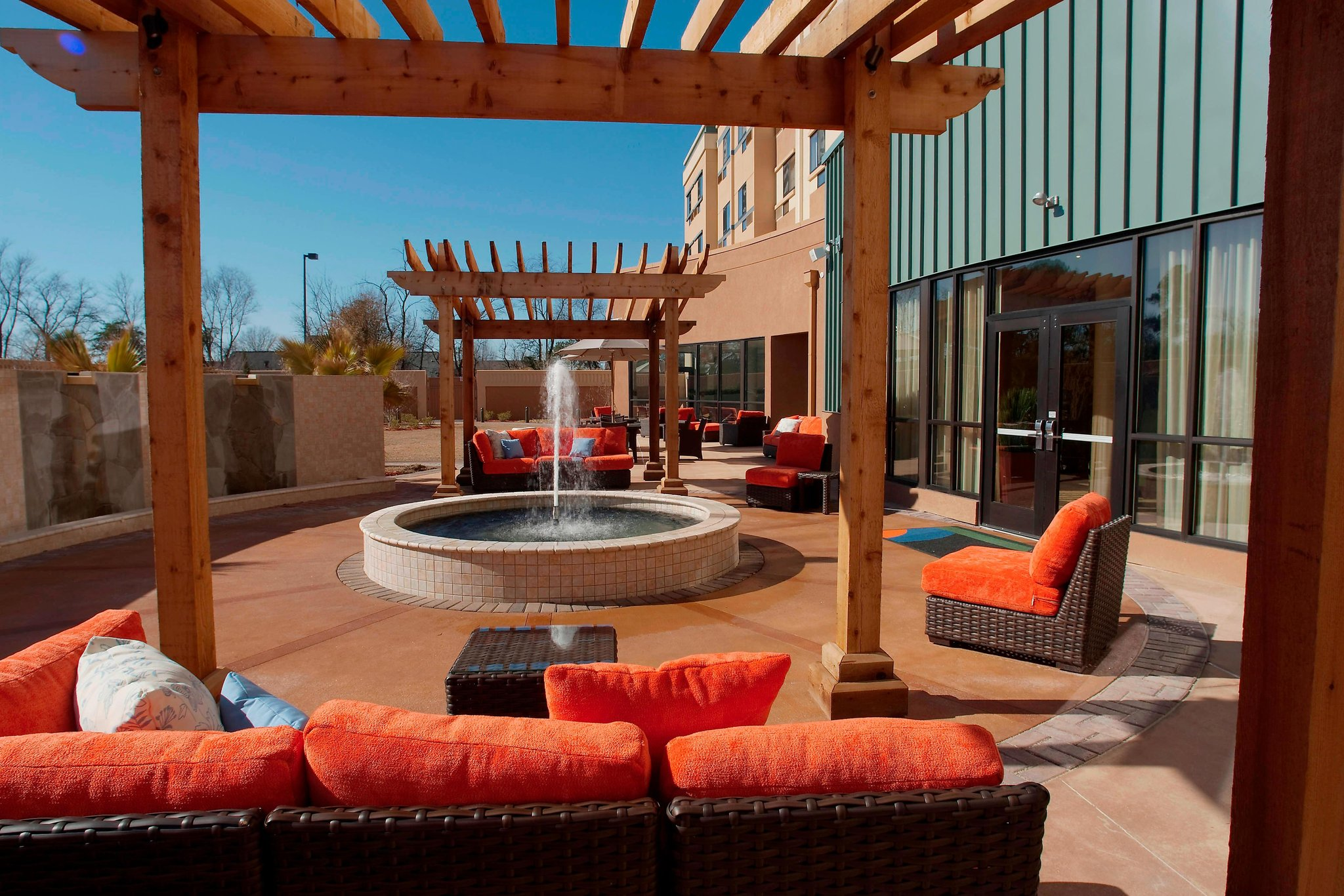 Courtyard by Marriott Warner Robins