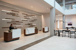 Lobby - Marriott Hotel Downtown Orlando
