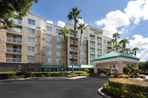 Exterior view - Courtyard by Marriott Hotel Downtown Orlando