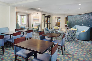 Lobby - SpringHill Suites by Marriott Manchester