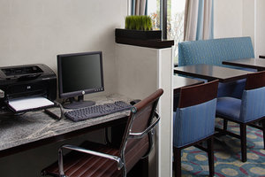 Conference Area - SpringHill Suites by Marriott Manchester