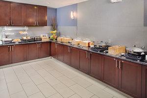 Restaurant - SpringHill Suites by Marriott Manchester