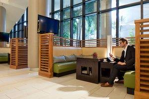 Lobby - Marriott Biscayne Bay Hotel & Marina Miami