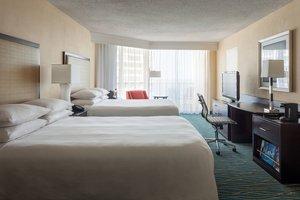 Room - Marriott Biscayne Bay Hotel & Marina Miami