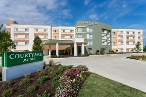 Exterior view - Courtyard by Marriott Hotel Rushton