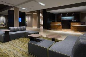 Lobby - Courtyard by Marriott Hotel Rushton