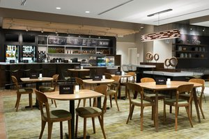 Restaurant - Courtyard by Marriott Hotel Rushton