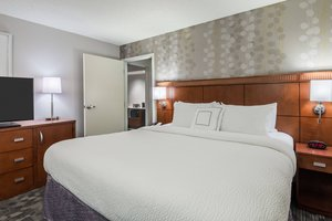 Suite - Courtyard by Marriott Hotel Mobile