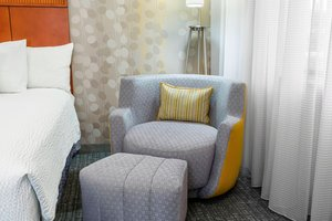 Room - Courtyard by Marriott Hotel Mobile