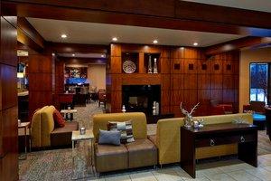 Lobby - Courtyard by Marriott Hotel Bloomington