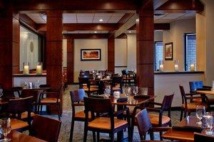 Restaurant - Courtyard by Marriott Hotel Bloomington