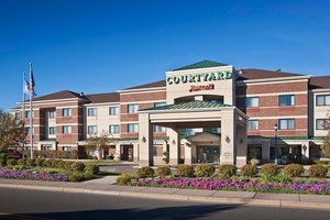 Exterior view - Courtyard by Marriott Hotel Roseville
