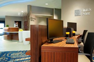 Conference Area - Courtyard by Marriott Hotel Roseville