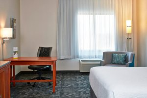 Room - Courtyard by Marriott Hotel Bloomington