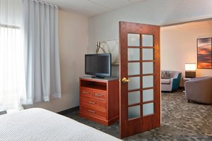 Suite - Courtyard by Marriott Hotel Bloomington