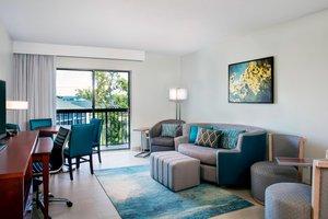 Suite - Courtyard by Marriott Hotel Myrtle Beach