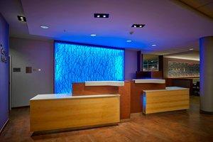 Lobby - Fairfield Inn by Marriott Rochester