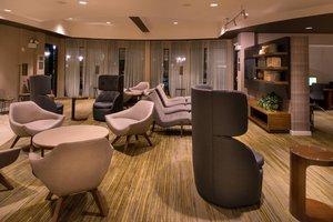 Lobby - Courtyard by Marriott Hotel Thousand Oaks