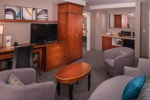 Suite - Courtyard by Marriott Hotel Thousand Oaks