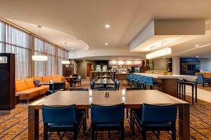 Restaurant - Courtyard by Marriott Hotel Malvern