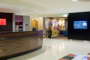 Lobby - Courtyard by Marriott Hotel Collegeville