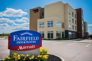 Exterior view - Fairfield Inn & Suites by Marriott Moncton