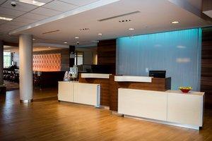 Lobby - Fairfield Inn & Suites by Marriott Moncton