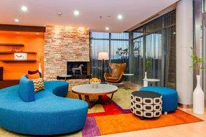 Lobby - Fairfield Inn & Suites by Marriott Snyder