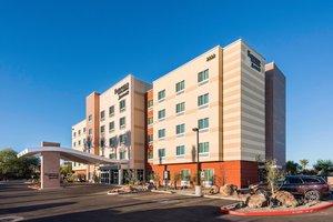 Exterior view - Fairfield Inn & Suites by Marriott Arizona Mills Tempe
