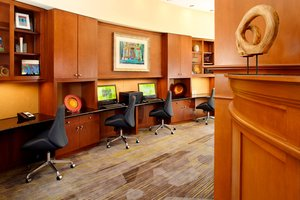 Conference Area - Courtyard by Marriott Hotel Wyomissing
