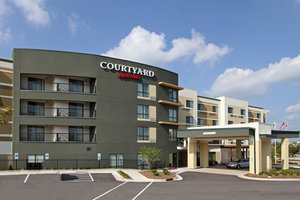 Exterior view - Courtyard by Marriott Hotel Raleigh North
