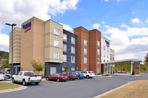 Exterior view - Fairfield Inn & Suites by Marriott Calhoun