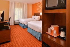 Room - Fairfield Inn & Suites by Marriott Calhoun