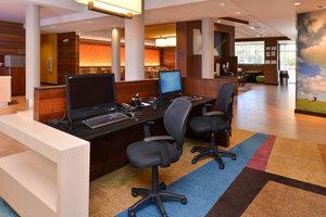 Conference Area - Fairfield Inn & Suites by Marriott Calhoun