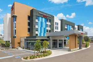 Exterior view - SpringHill Suites by Marriott Mission Valley San Diego
