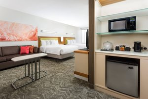 Suite - SpringHill Suites by Marriott Mission Valley San Diego