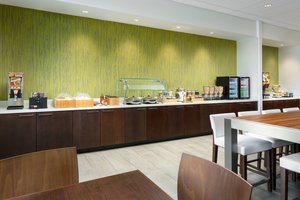 Restaurant - SpringHill Suites by Marriott Mission Valley San Diego