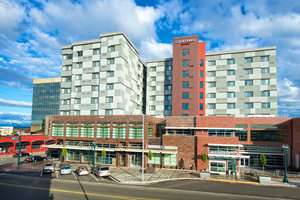 Exterior view - Courtyard by Marriott Hotel Everett